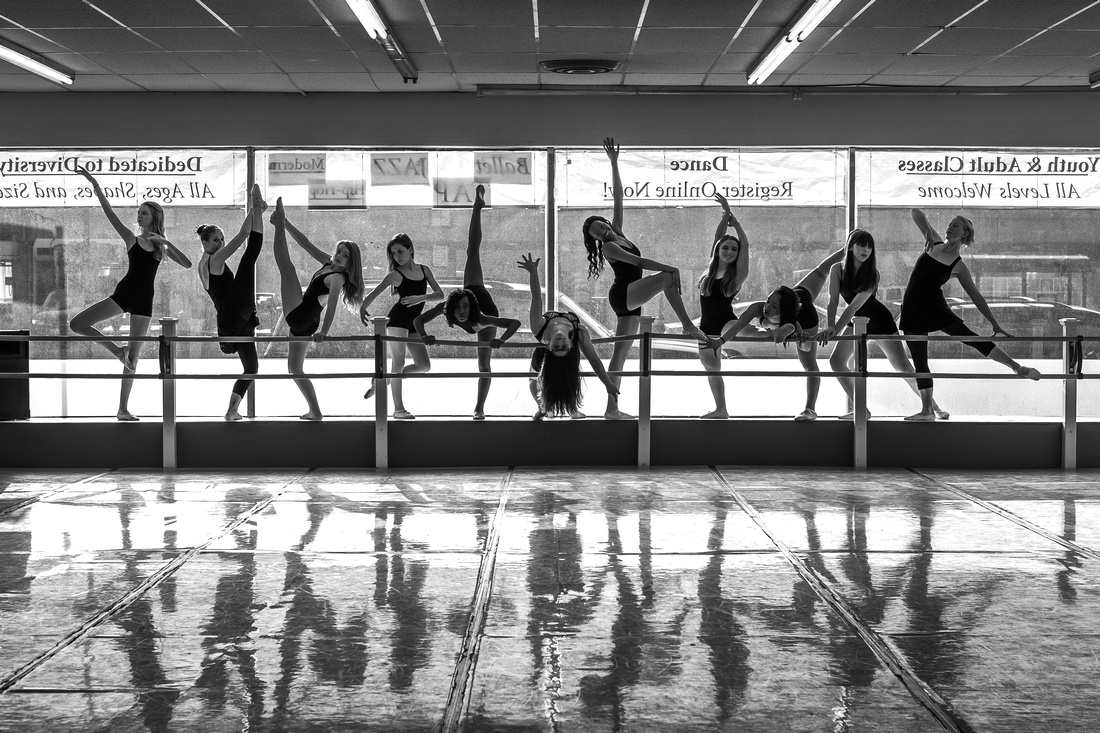 Joel Hall Dance Youth Company, Joel Hall Dancers and Center, Chicago